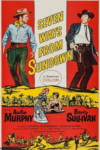 Poster of Seven Ways from Sundown