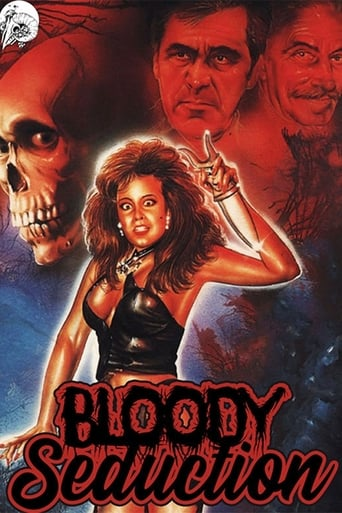 Poster of Bloody Seduction