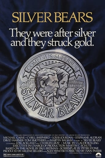 Poster of Silver Bears