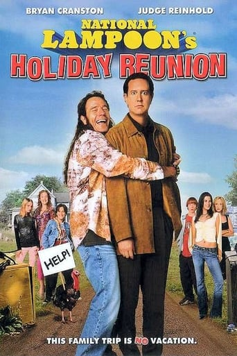 Poster of Holiday Reunion