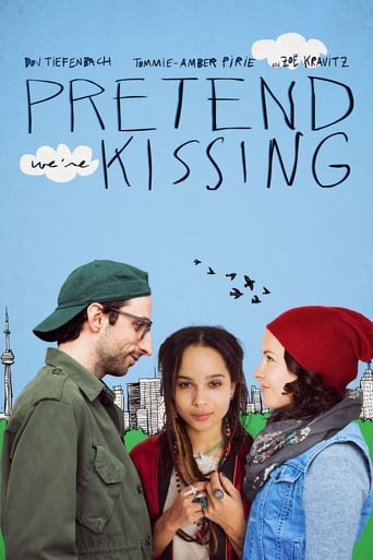 Poster of Pretend We're Kissing