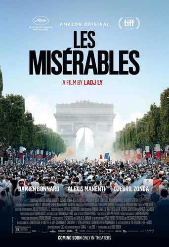 Film Les Misérables streaming VF gratuit complet