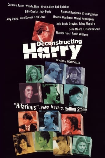 Poster of Deconstructing Harry