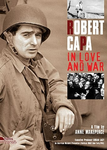 Poster of Robert Capa: In Love and War