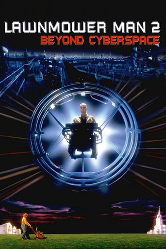 Poster of Lawnmower Man 2: Beyond Cyberspace