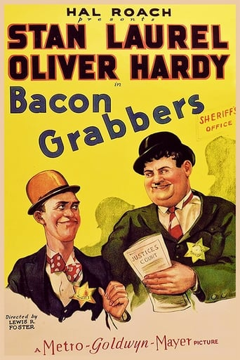 Poster of Bacon Grabbers