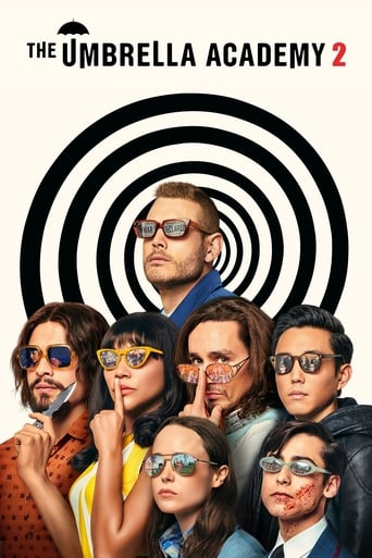 The Umbrella Academy 2ª Temporada - Poster