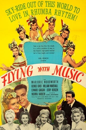 Poster of Flying with Music