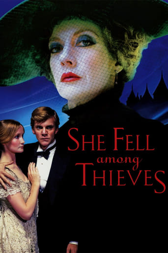 Poster of She Fell Among Thieves