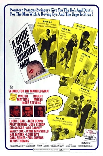 Poster of A Guide for the Married Man