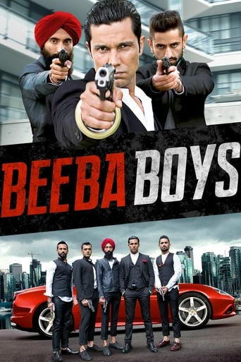 Poster of Beeba Boys