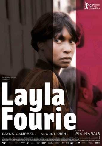 Poster of Layla Fourie