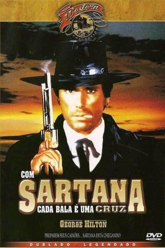 Com Sartana Cada Bala é Uma Cruz - Poster