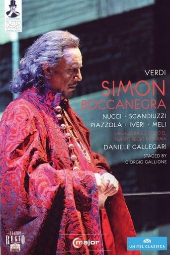 Poster of Simon Boccanegra