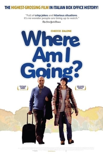 Poster of Where Am I Going?
