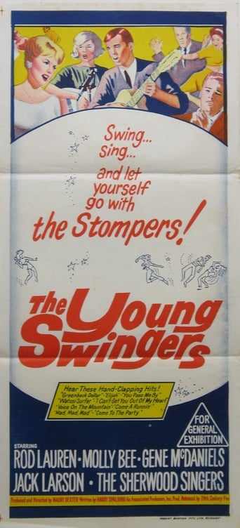 Poster of The Young Swingers