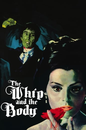Poster of The Whip and the Body