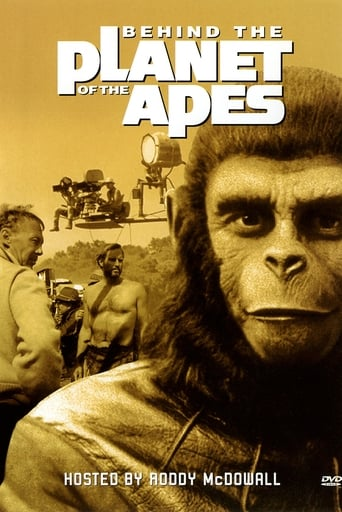 Poster of Behind the Planet of the Apes