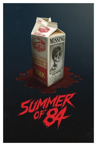 Poster of Summer of 84