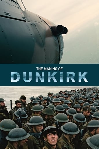 Poster of The Making of Dunkirk