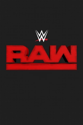 Poster of WWE RAW