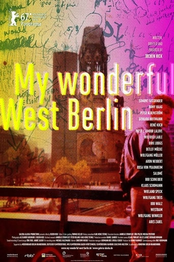 Poster of My Wonderful West Berlin