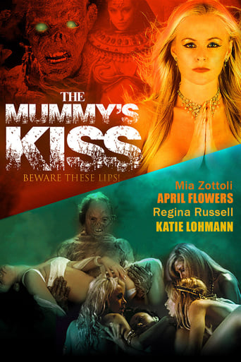The Mummy's Kiss Movie Poster