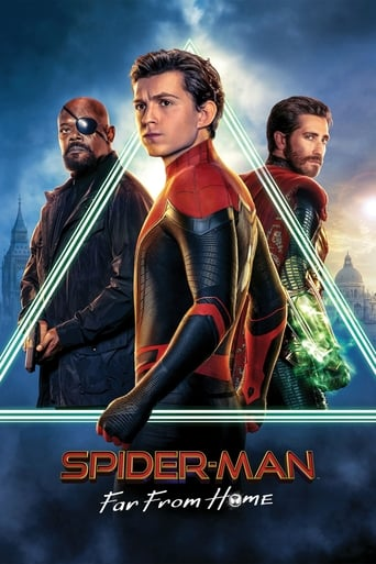 Spider-Man: Far from Home Poster
