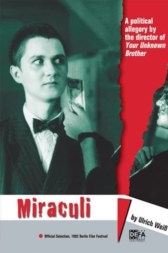 Poster of Miraculi