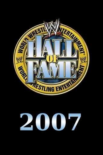 WWE Hall of Fame 2007