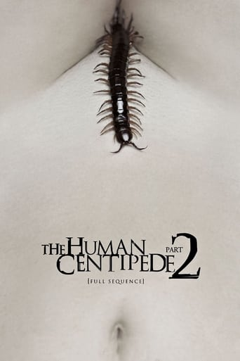 The Human Centipede II Poster