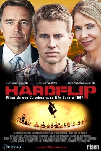 Hardflip (2012) - poster