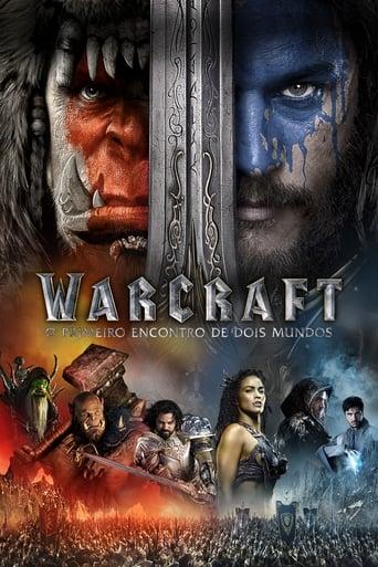 Poster of Warcraft - O Primeiro Encontro de Dois Mundos
