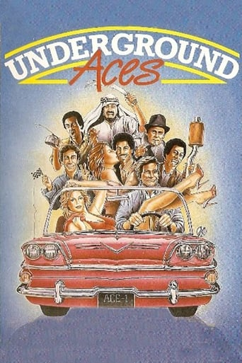Poster of Underground Aces
