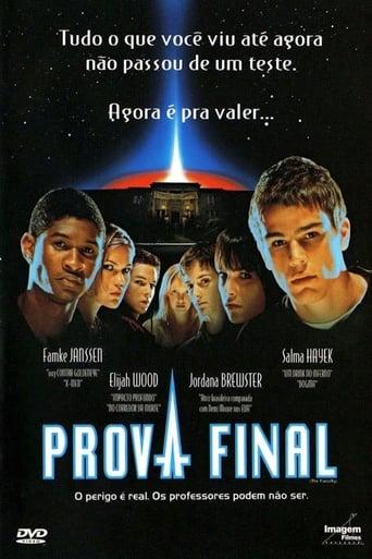 Poster of Prova Final