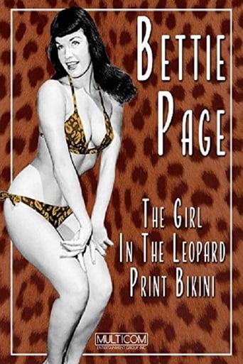 Bettie Page: The Girl in the Leopard Print Bikini