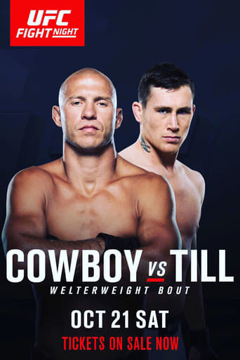 Poster of UFC Fight Night 118: Cerrone vs. Till