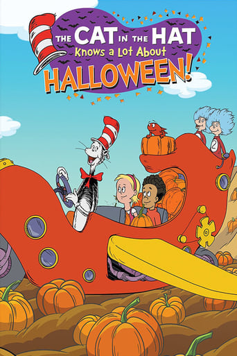 Poster of The Cat In The Hat Knows A Lot About Halloween!