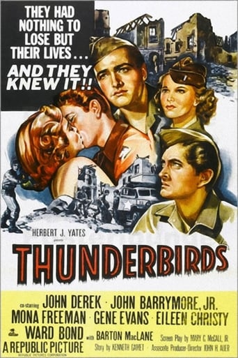Poster of Thunderbirds