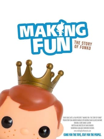 Poster of Making Fun: The Story of Funko