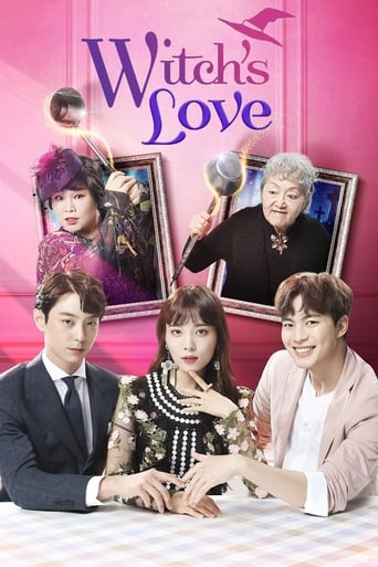 Poster of Witch's Love
