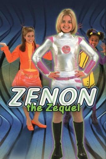 Poster of Zenon: The Zequel