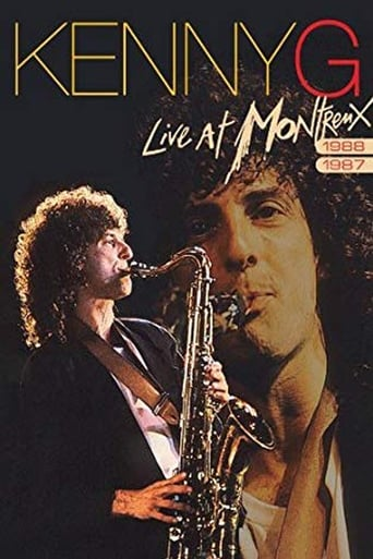 Poster of Kenny G - Live at Montreux
