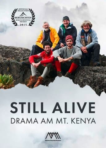 Still Alive – Drama am Mount Kenya