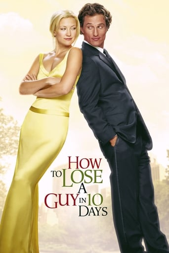 How to Lose a Guy in 10 Days (2003) - poster
