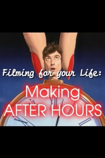 Poster of Filming for Your Life: Making 'After Hours'
