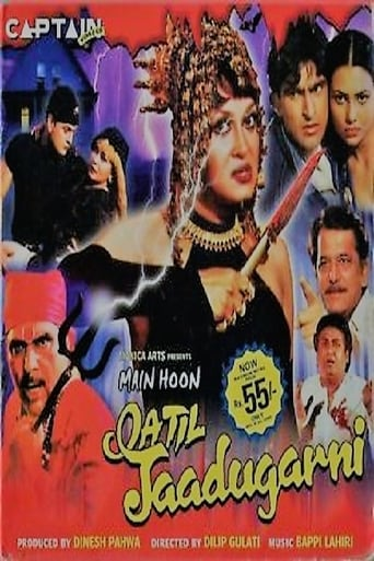 Poster of Main Hoon Qatil Jaadugarni