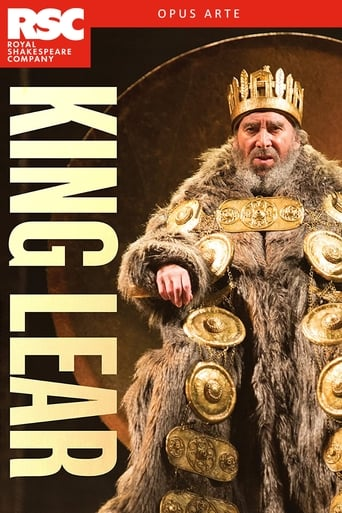 Poster of RSC Live: King Lear