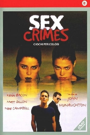 Poster of Sex Crimes - Giochi pericolosi