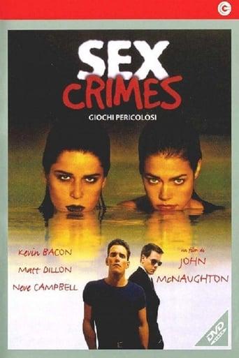Poster of Sex crimes - Giochi pericolosi